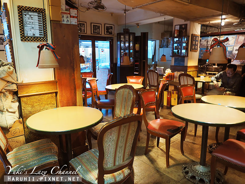 公館雪可屋咖啡5