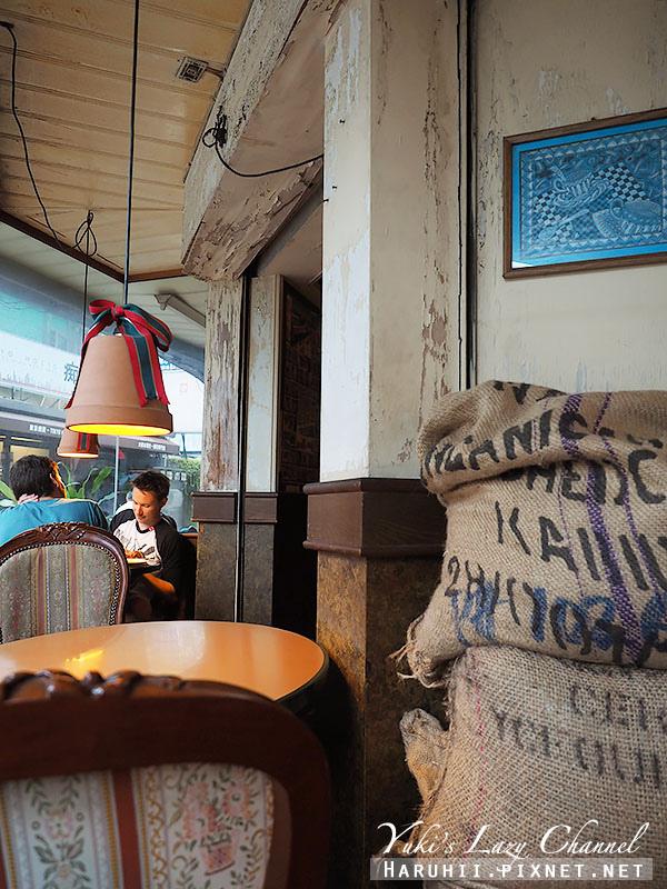 公館雪可屋咖啡13