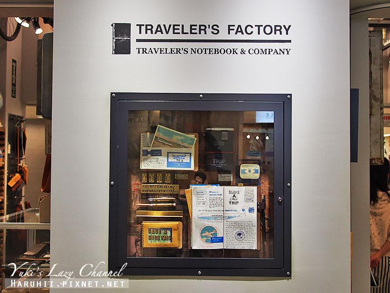 TRAVELERS FACTORY成田機場7