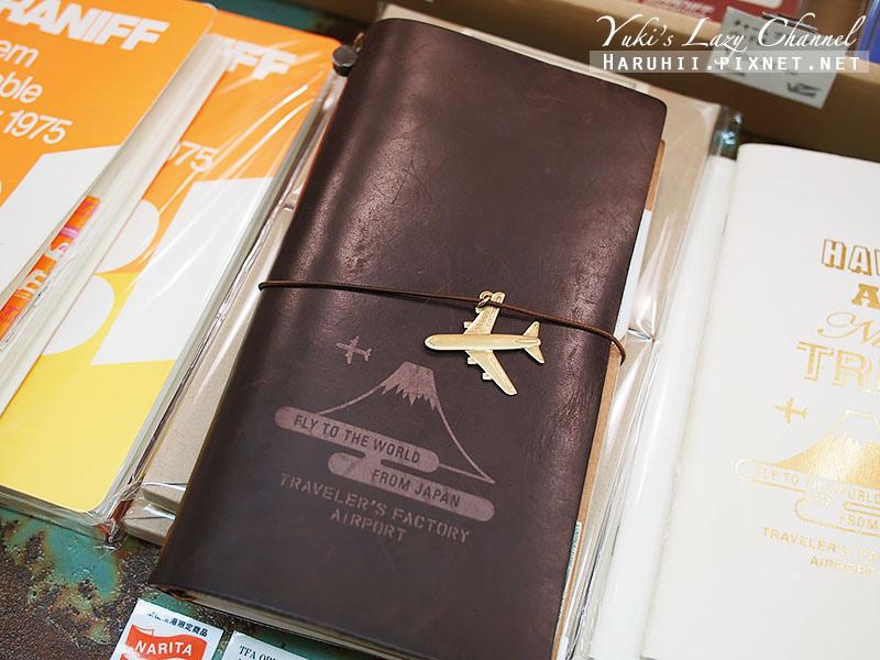 TRAVELERS FACTORY成田機場13
