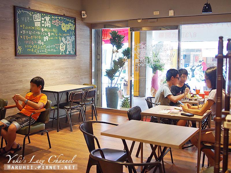 豐滿咖啡早午餐新莊店9