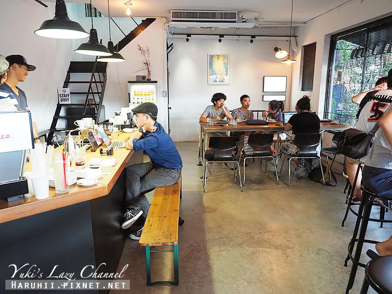 紙街咖啡paper street