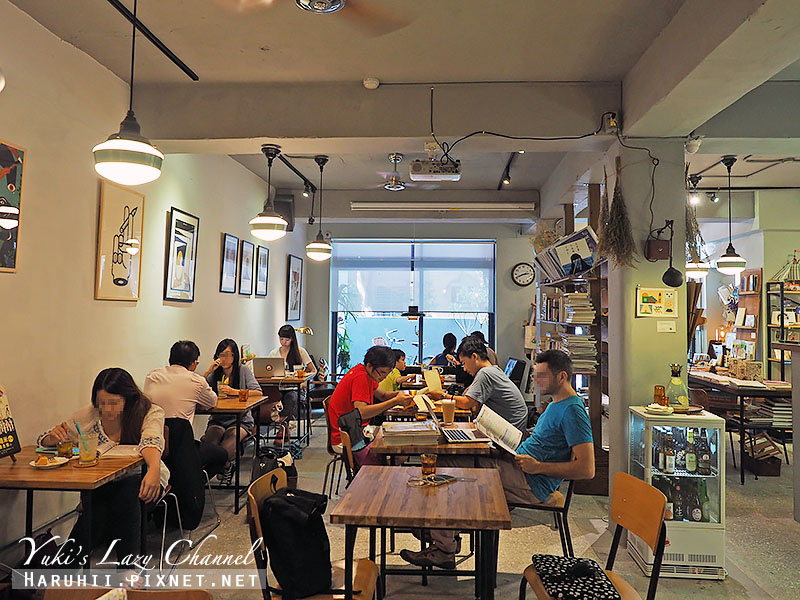 生活在他方Elsewhere Cafe17