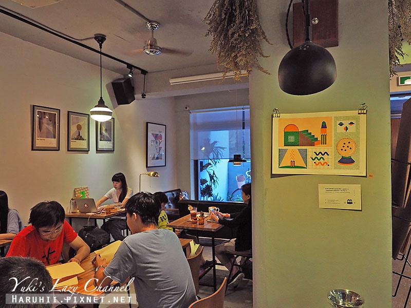 生活在他方Elsewhere Cafe18