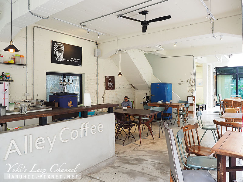 藝風巷ArtAlleyCafe8