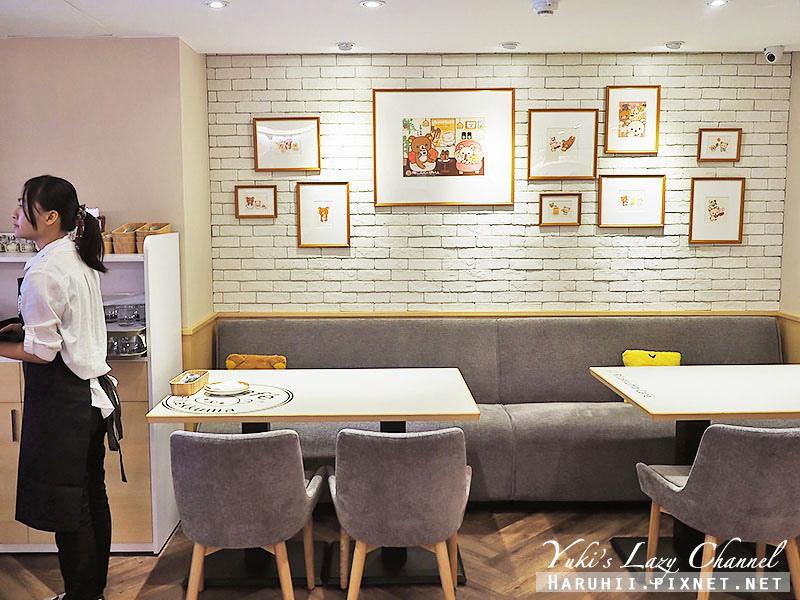 RilakkumaCafe拉拉熊咖啡廳7