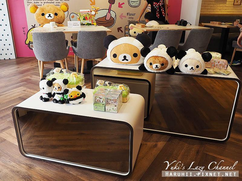 RilakkumaCafe拉拉熊咖啡廳14