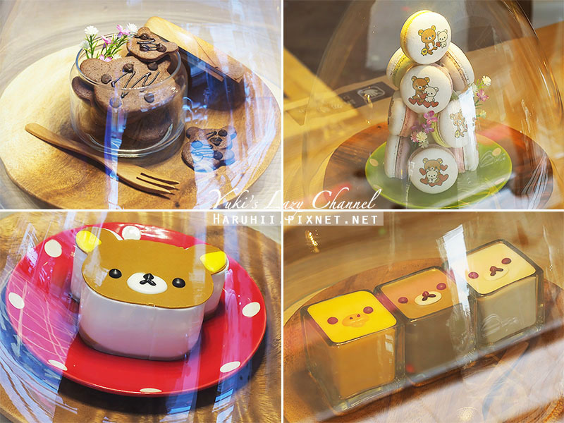 RilakkumaCafe拉拉熊咖啡廳15