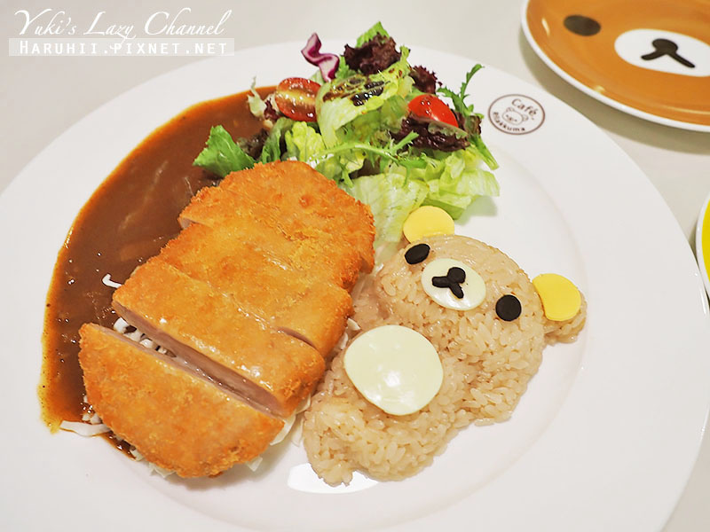 RilakkumaCafe拉拉熊咖啡廳17