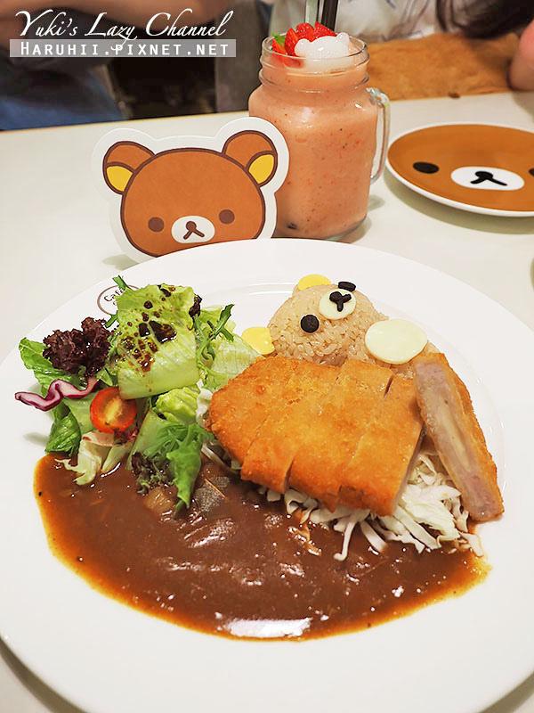 RilakkumaCafe拉拉熊咖啡廳21