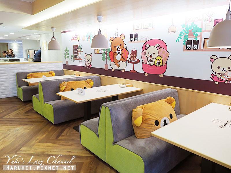 RilakkumaCafe拉拉熊咖啡廳24