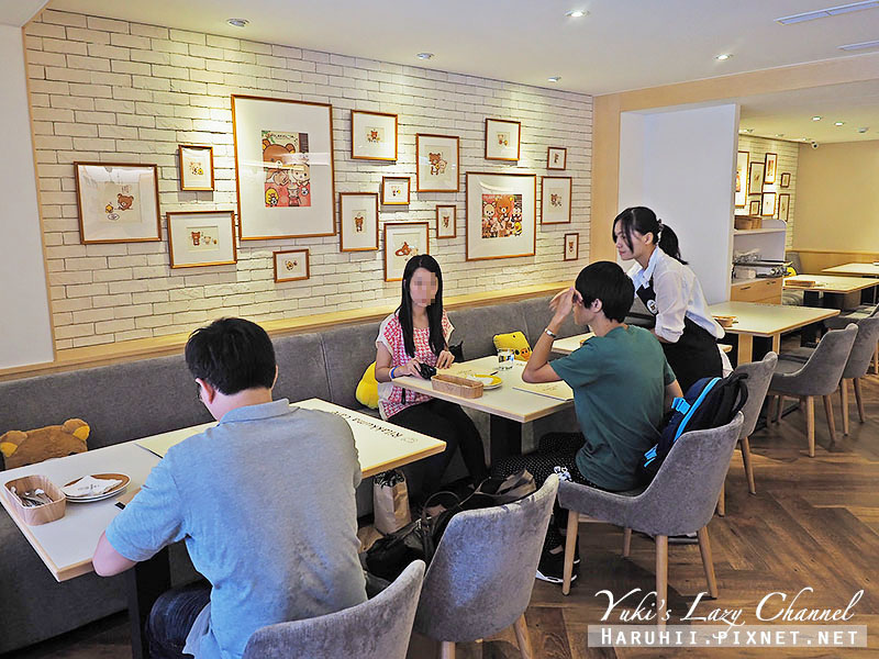 RilakkumaCafe拉拉熊咖啡廳26
