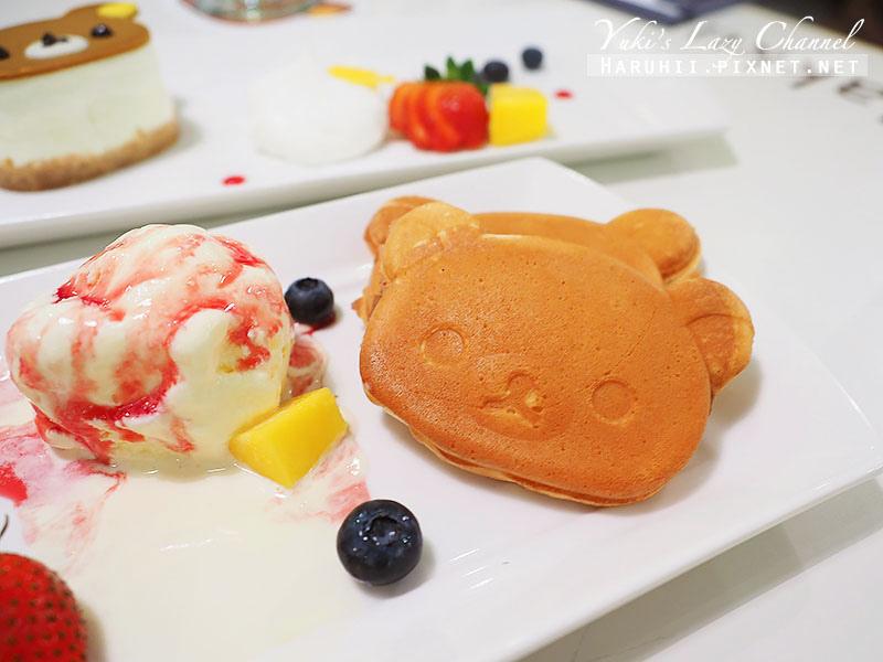 RilakkumaCafe拉拉熊咖啡廳39