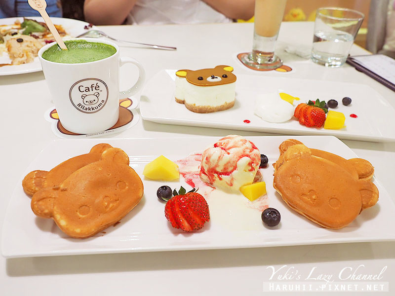 RilakkumaCafe拉拉熊咖啡廳40