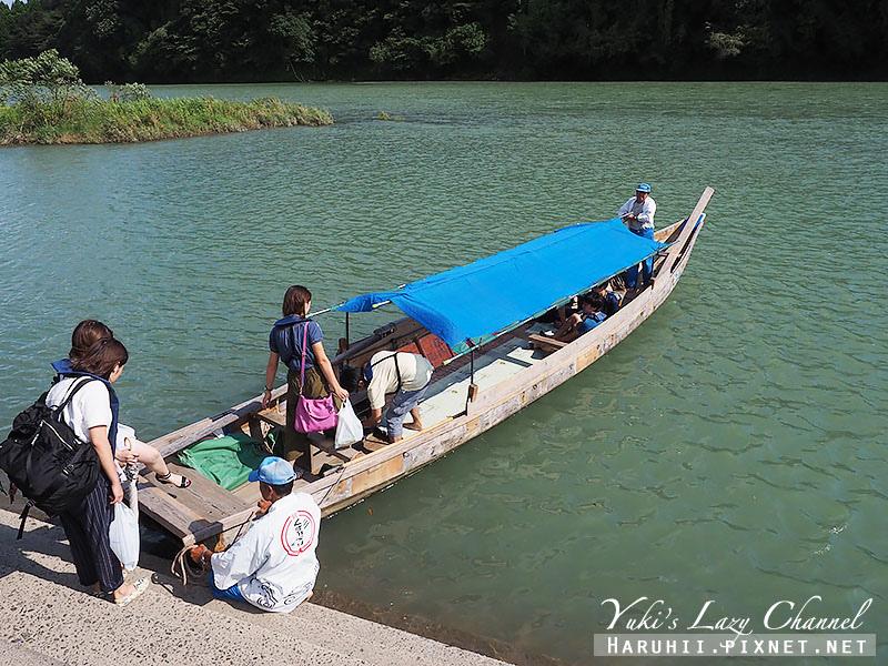 人吉球磨川泛舟遊船5