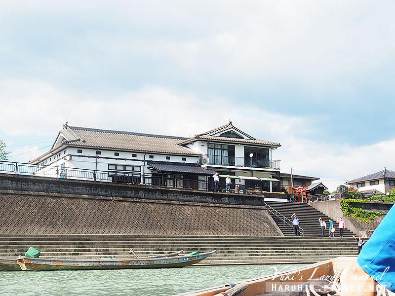 人吉球磨川泛舟遊船7