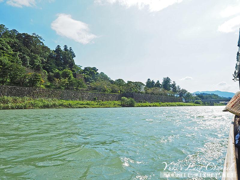 人吉球磨川泛舟遊船9