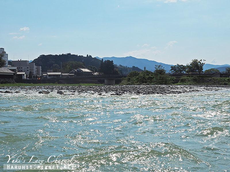 人吉球磨川泛舟遊船13
