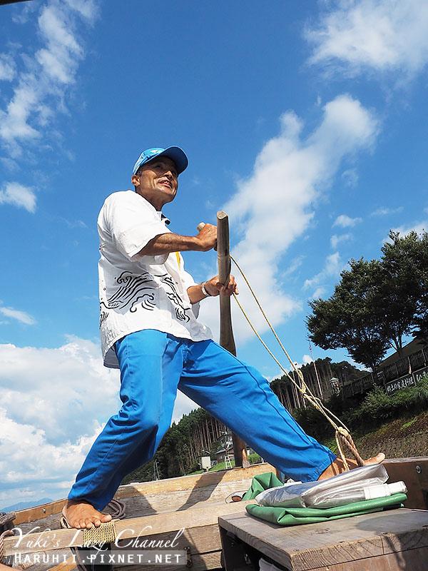 人吉球磨川泛舟遊船18