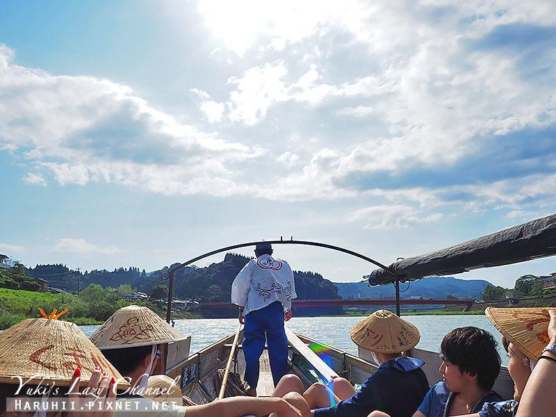 人吉球磨川泛舟遊船19