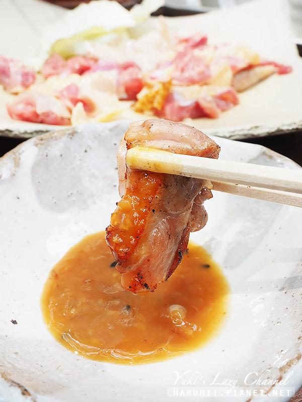 霧島地雞燒肉古里庵14