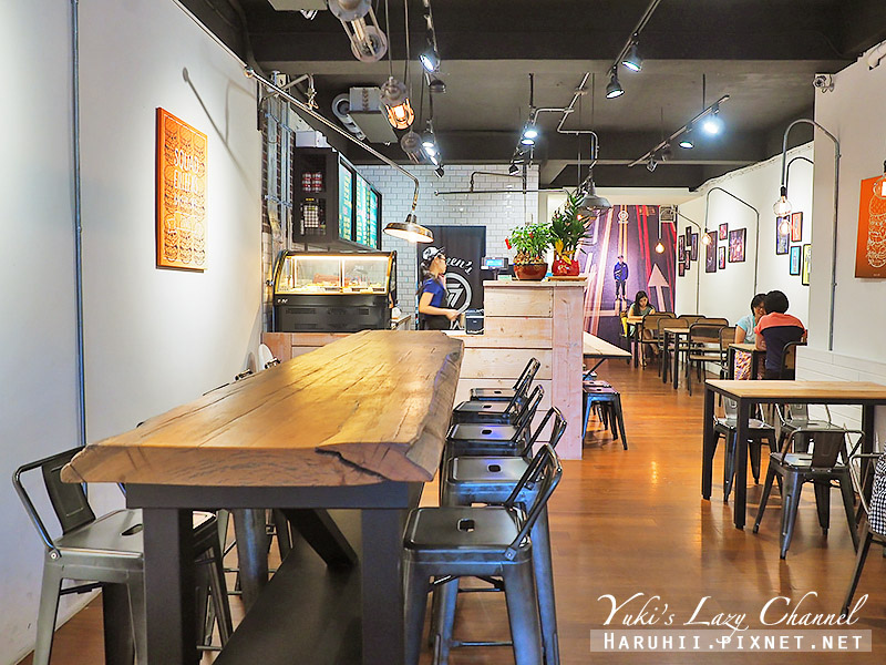 板橋Eilleen's coffee x SQUAD7