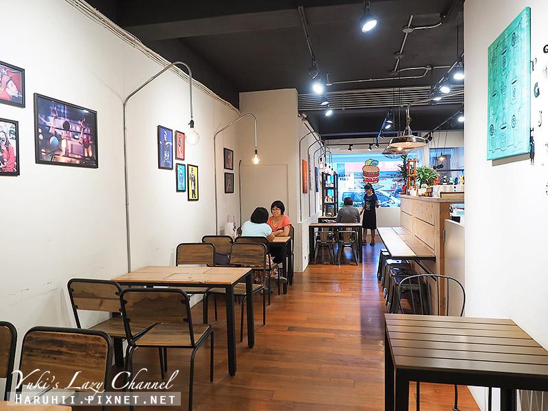 板橋Eilleen's coffee x SQUAD8