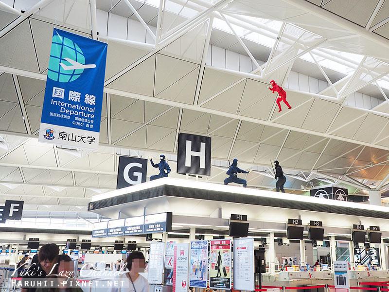 名古屋中部國際機場購物交通攻略9