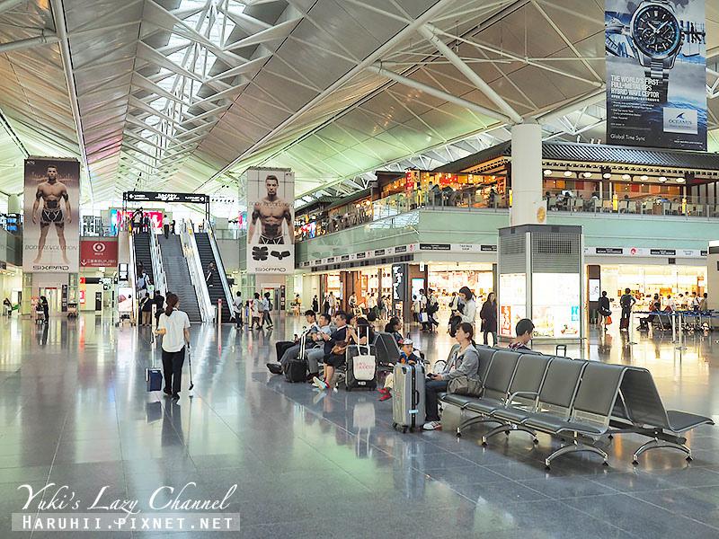 名古屋中部國際機場購物交通攻略10