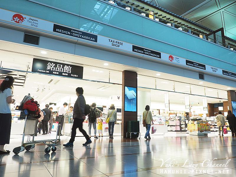 名古屋中部國際機場購物交通攻略14