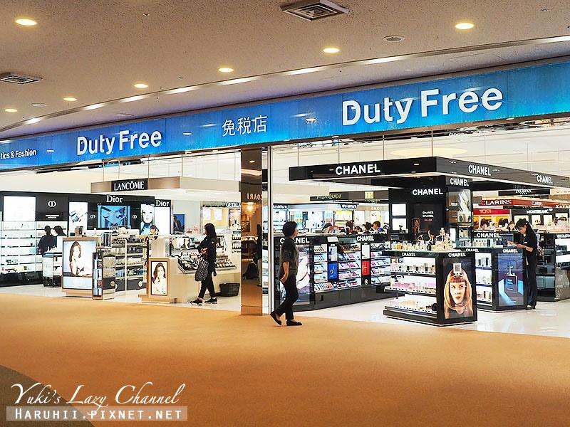 名古屋中部國際機場購物交通攻略54
