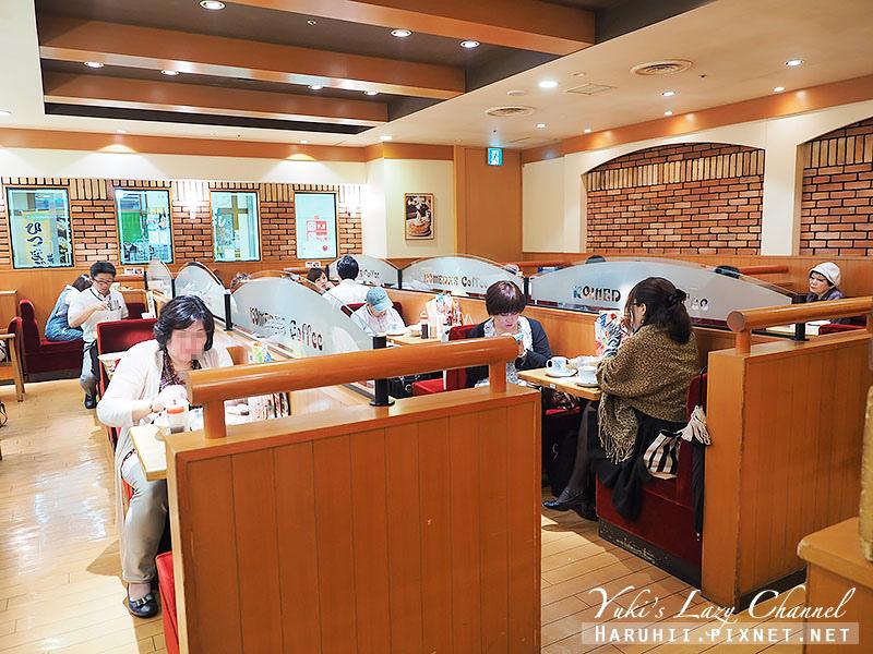 名古屋美食Komeda Coffeeコメダ珈琲4.jpg