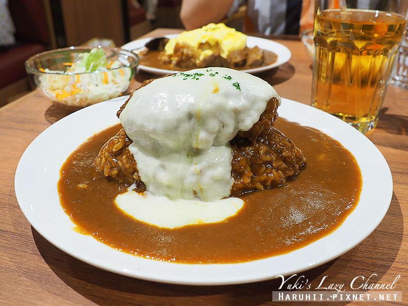 京站IZUNICURRY漢堡排咖哩飯17.jpg