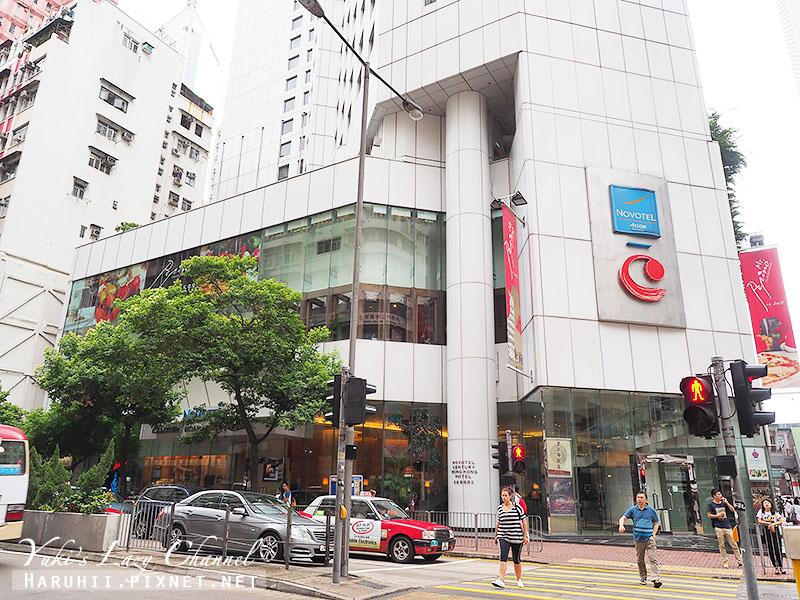 香港飯店推薦諾富特世紀酒店