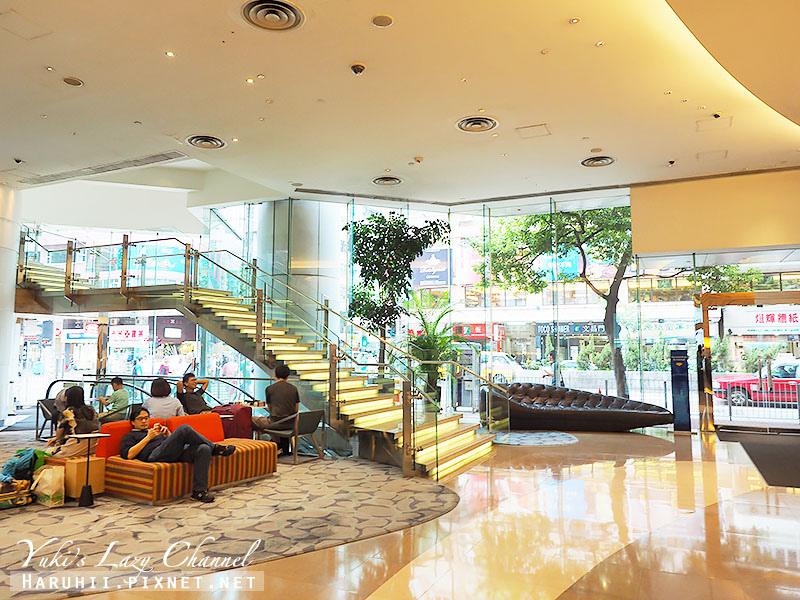 香港飯店推薦諾富特世紀酒店3