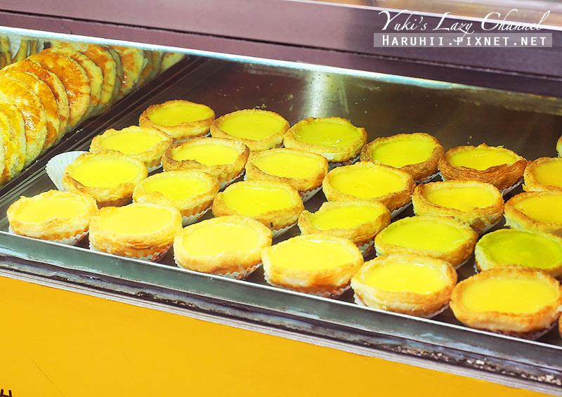 香港美食推薦檀島咖啡餅店蛋塔6
