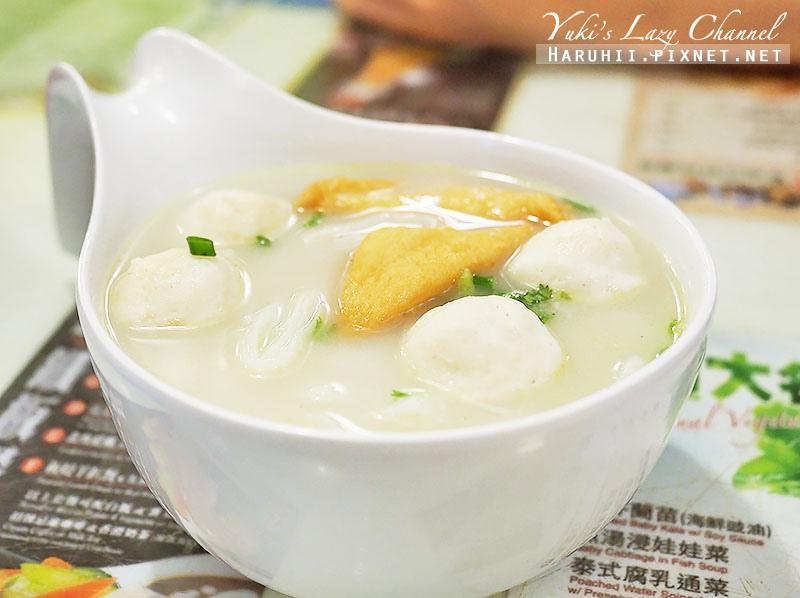 香港美食推薦翠華餐廳4