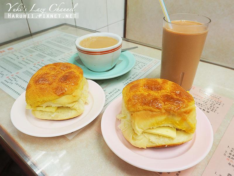香港美食推薦金鳳茶餐廳6