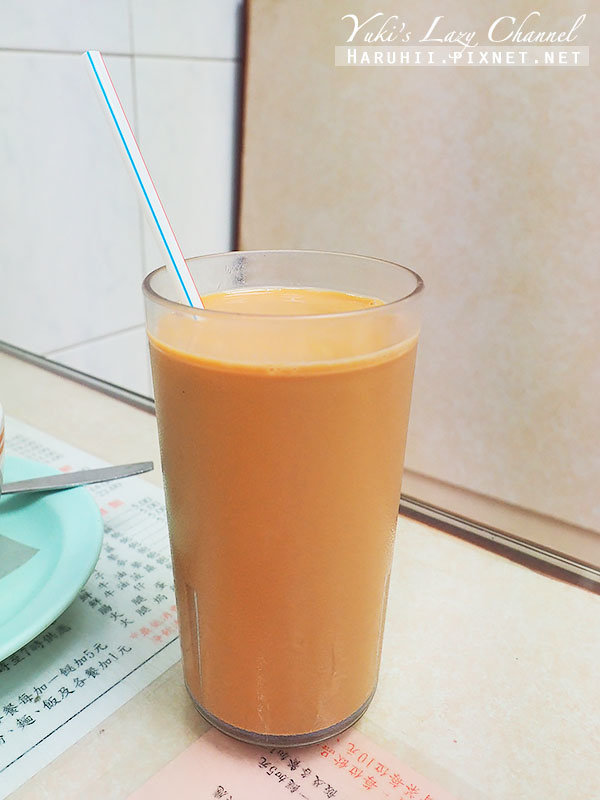 香港美食推薦金鳳茶餐廳8