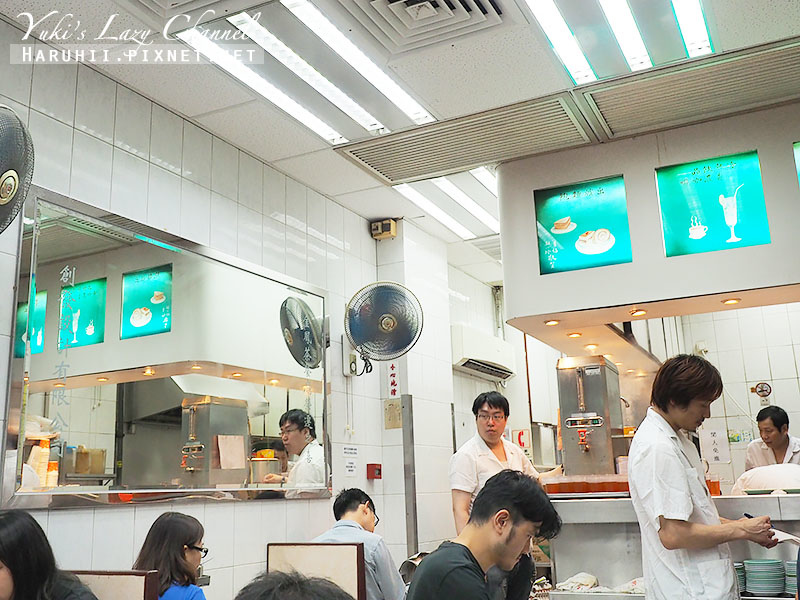 香港美食推薦金鳳茶餐廳11