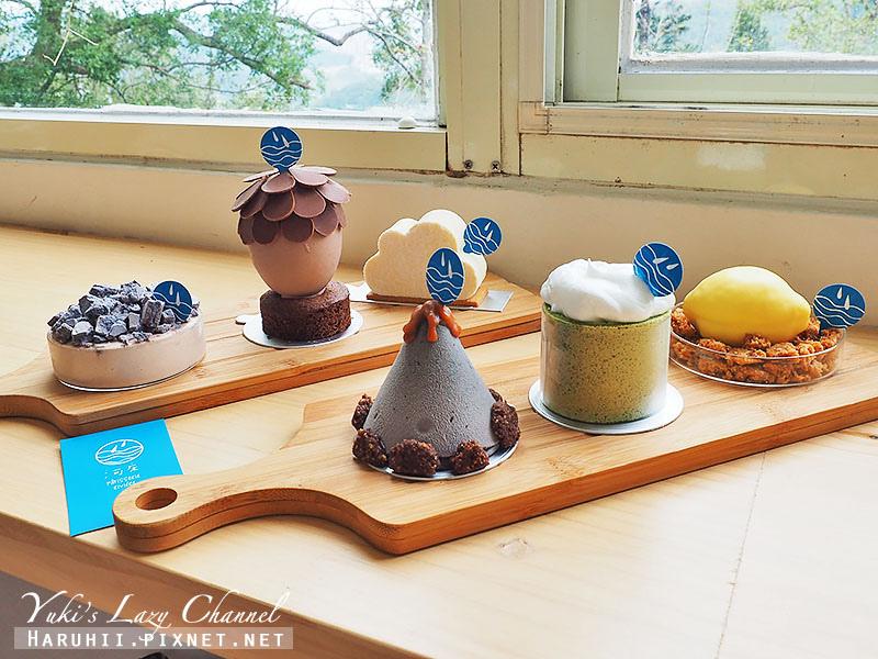 河床工作室甜點1