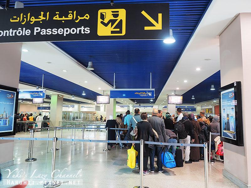 摩洛哥簽證入境