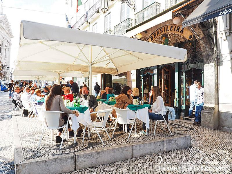 里斯本巴西人咖啡brasileira2