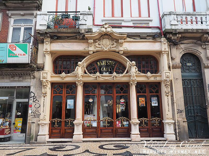 世界十大最美咖啡館portoMejisticCafe