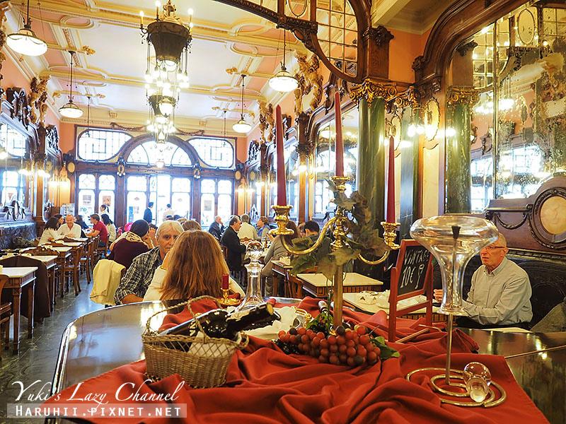 世界十大最美咖啡館portoMejisticCafe7