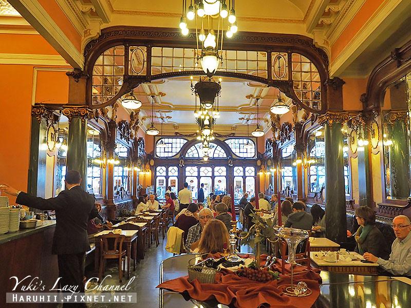 世界十大最美咖啡館portoMejisticCafe8