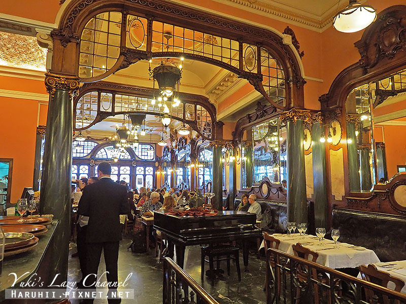 世界十大最美咖啡館portoMejisticCafe11