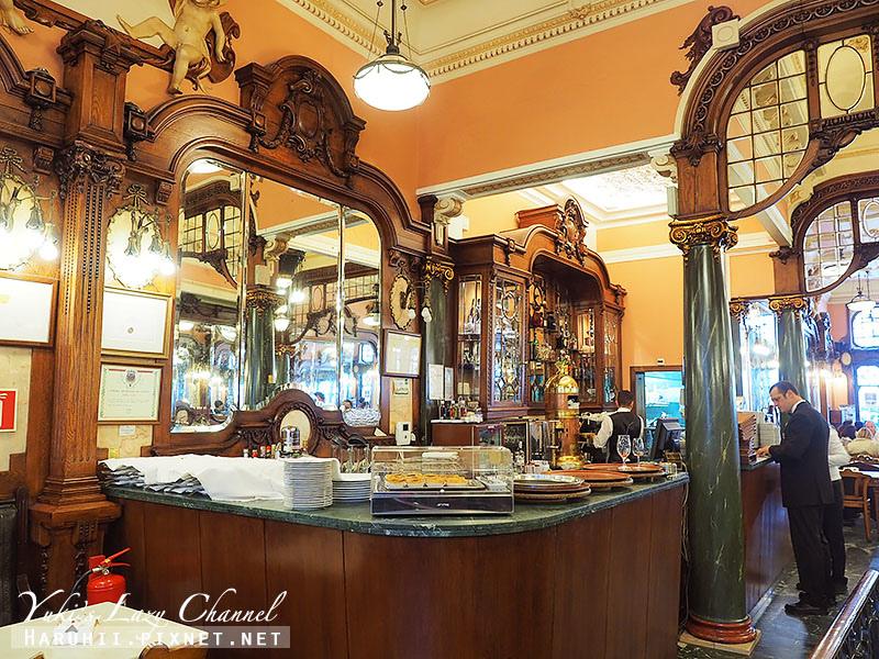 世界十大最美咖啡館portoMejisticCafe12