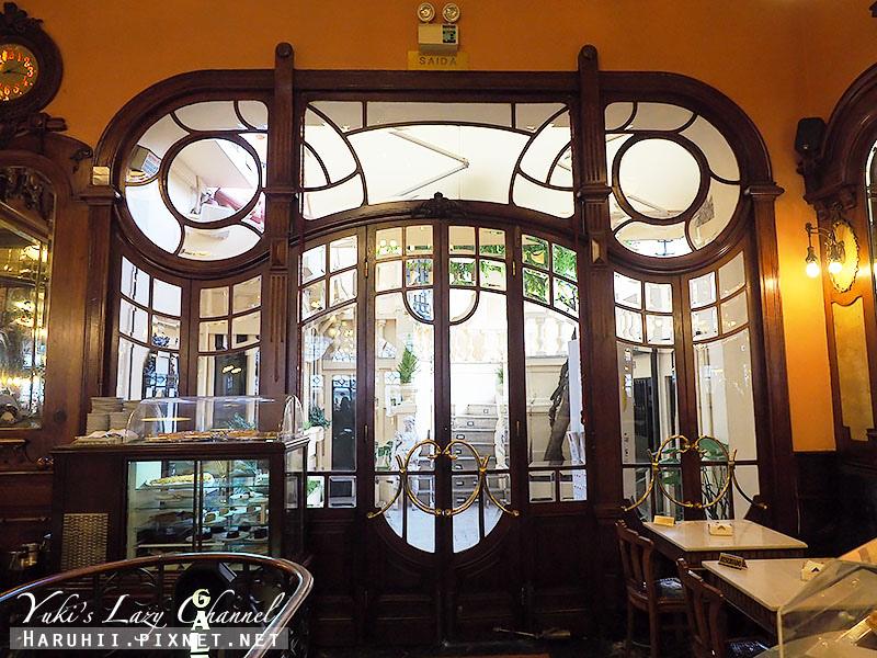世界十大最美咖啡館portoMejisticCafe13