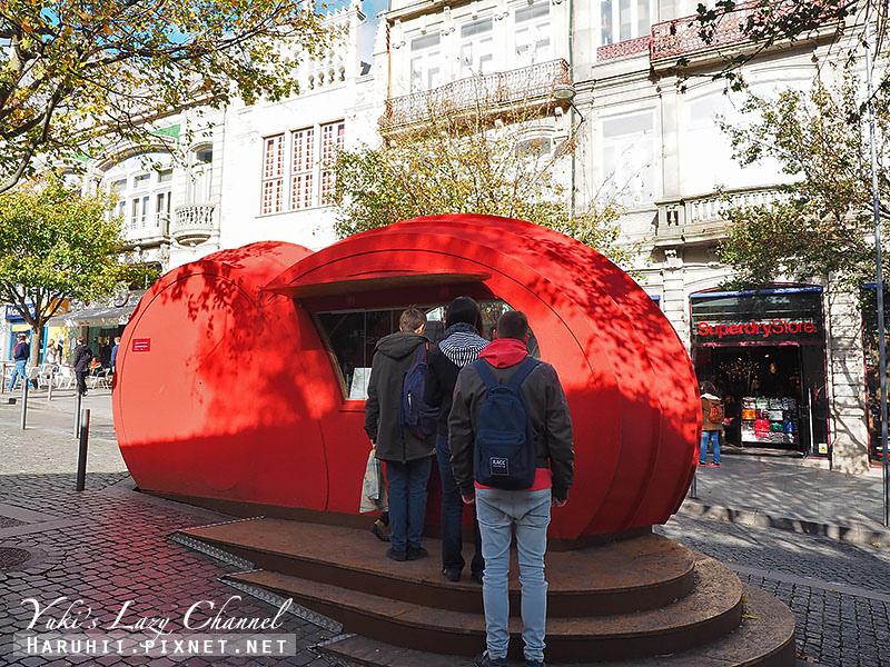 世界最美書店葡萄牙porto萊羅書店Livraria Lello1